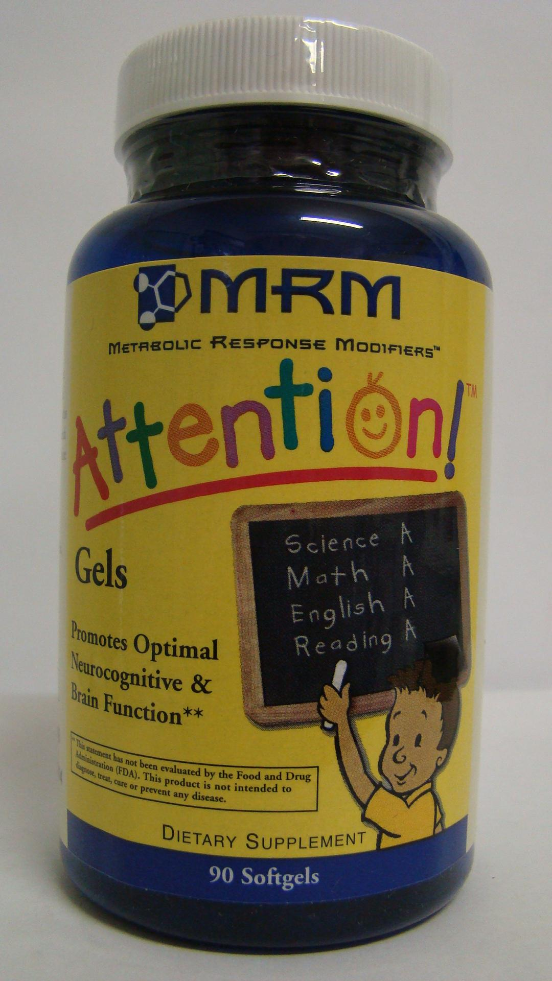 Vitamins for kids with add